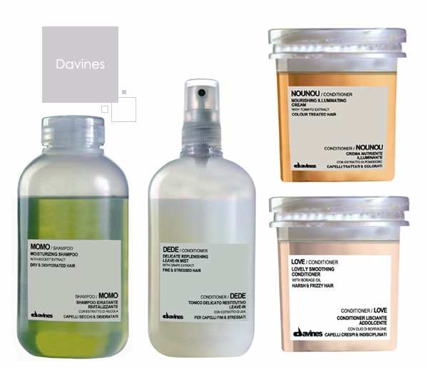 Davines hair products Portland